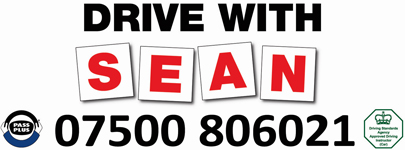 Welcome to Drive With Sean School of Motoring